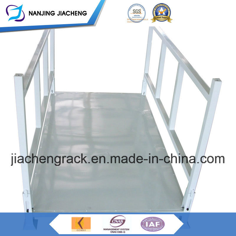 Stackable Heavy Duty Post Racking by Powder Coating