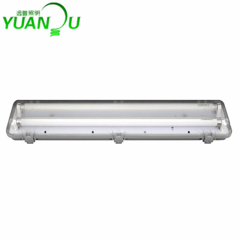 China Ip65 T8 Fluorescent Lighting Fixture In High Quality Yp7218