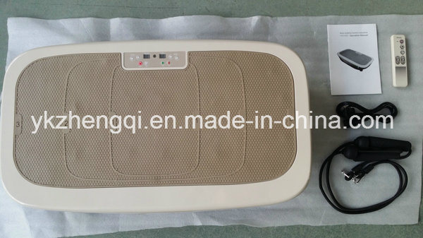 Zhengqi 3D Two Motors Ultrathin Body Slimmer with Resistance Band (ZQ-C9007)