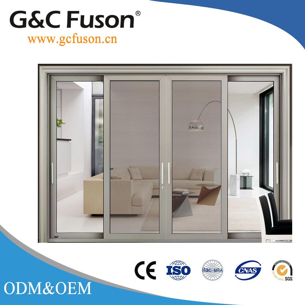 China Aluminum Glass Single Hanging Sliding Interior Doors Photos