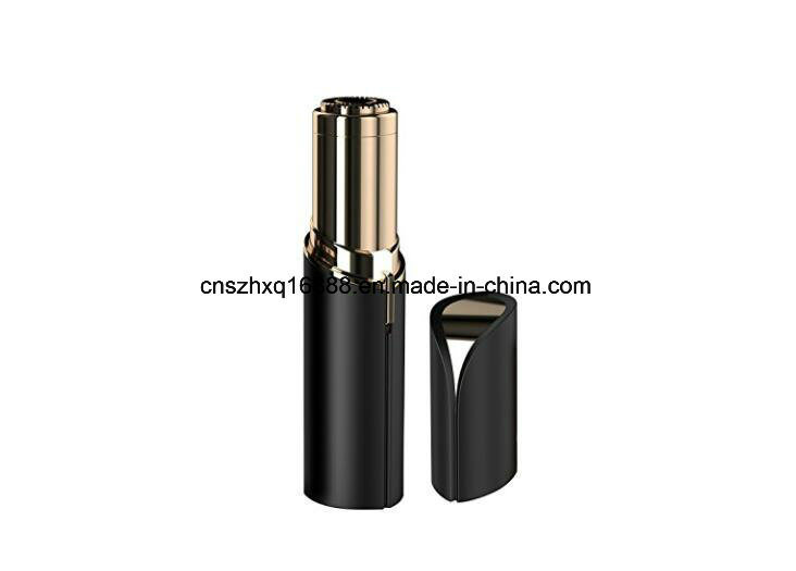 [Hot Item] Flawless Hair Remover as Seen on TV Touch Facial Finishing  18-Karat Gold Plated Safe on All Skin Types and Tones