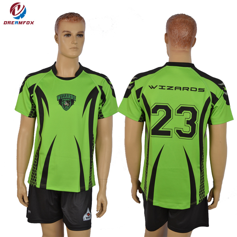 Wholesale Cheap Rugby Jerseys Customized Rugby League Jerseys pictures & photos