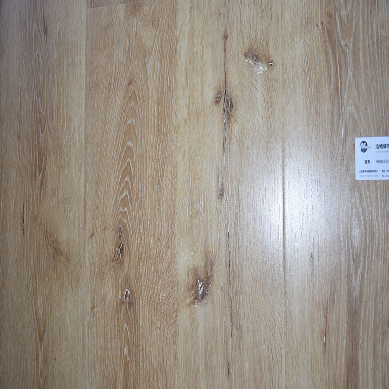 China Shandong Factory Moisture, Moisture Resistant Laminate Flooring