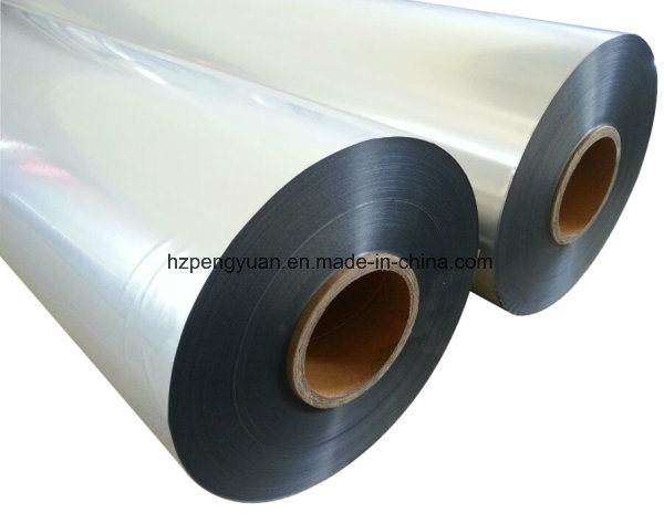 MPET Metalized Laminating Film Silver Color pictures & photos