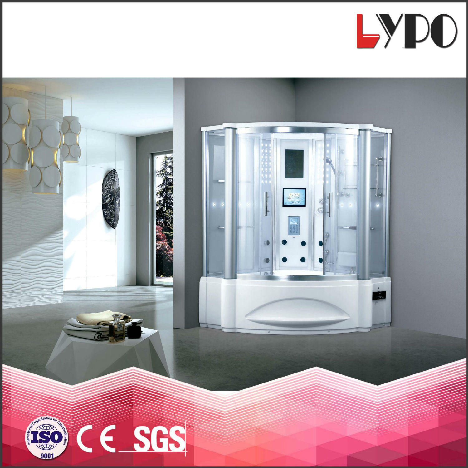 China K-7062b SPA Steam Cabinet, Bath and Shower Room Combinations ...