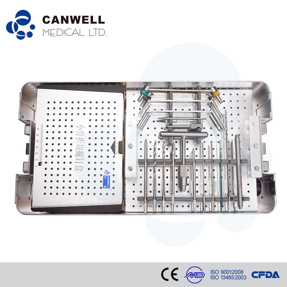 Canwell Titanium Plates, Orthopedic Plate Manufacture, Surgical Titanium Implants pictures & photos