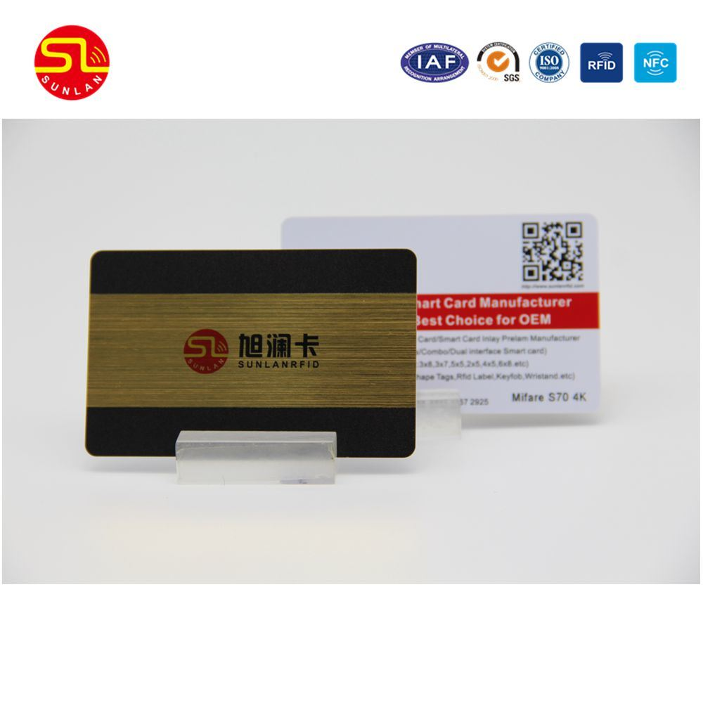 [Hot Item] Cr80 Qr Code Magnetic Cards Printing