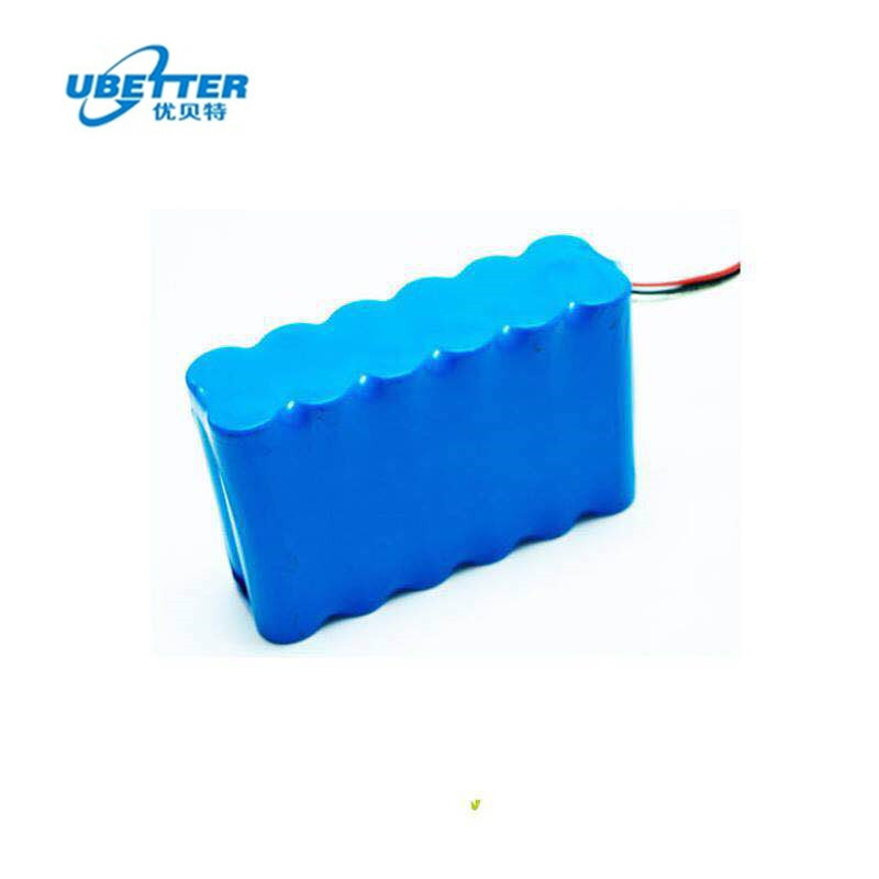 [Hot Item] 6s2p Customized Size Rechargeable 18650 4400mAh 6s Lipo Battery  22 2V Li-ion Battery Pack