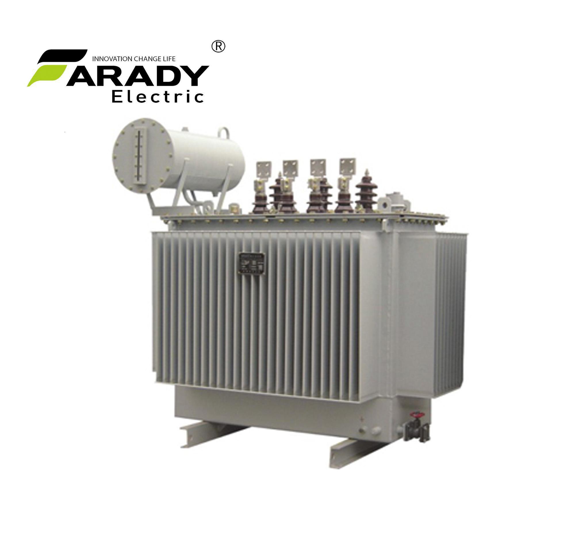 [Hot Item] 3200 kVA 11kv Power Transformer Manufacturer Electric Transformer