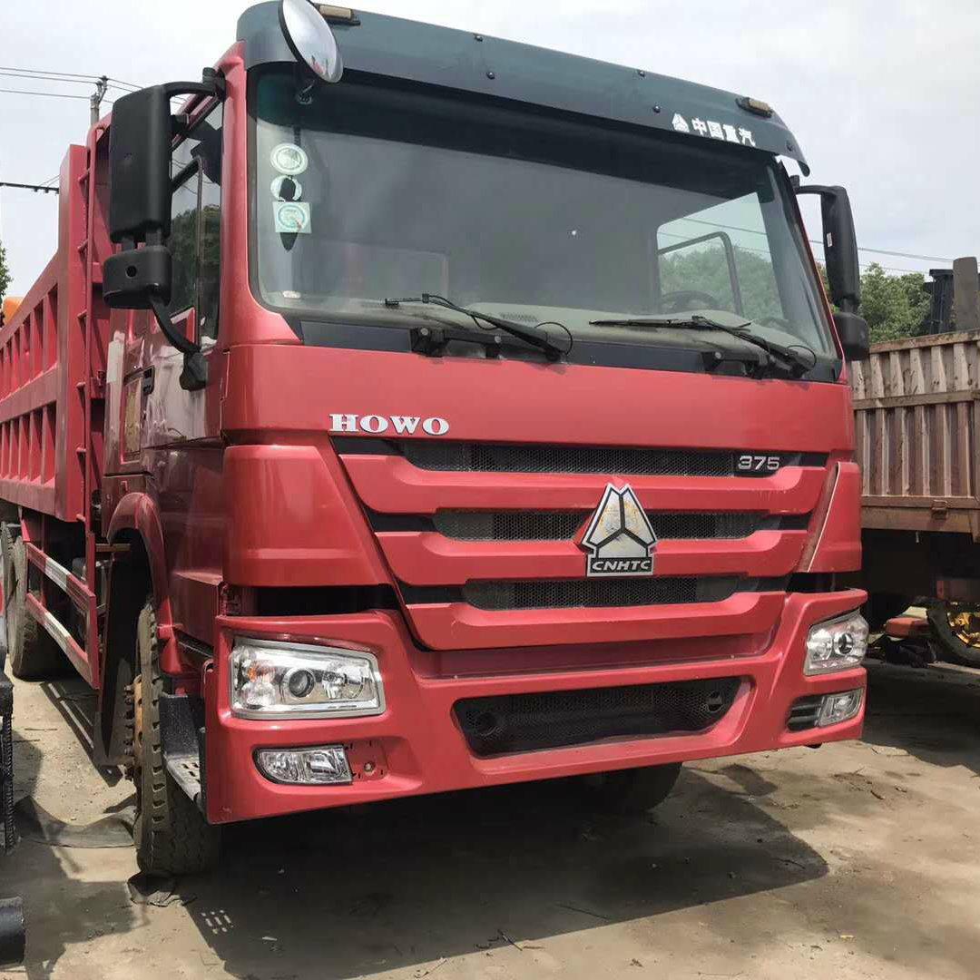 China Used Sinotruk HOWO 336 HP 6X4 10 Wheels Tipper Truck/ Dump Truck -  China HOWO, HOWO Dump Truck