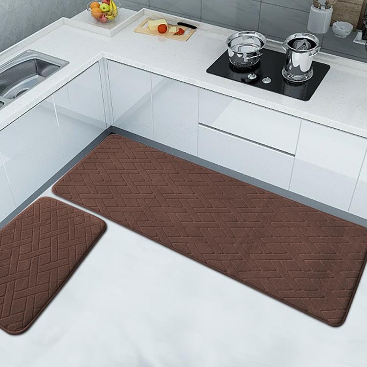 China Memory Foam Kitchen Floor Mat