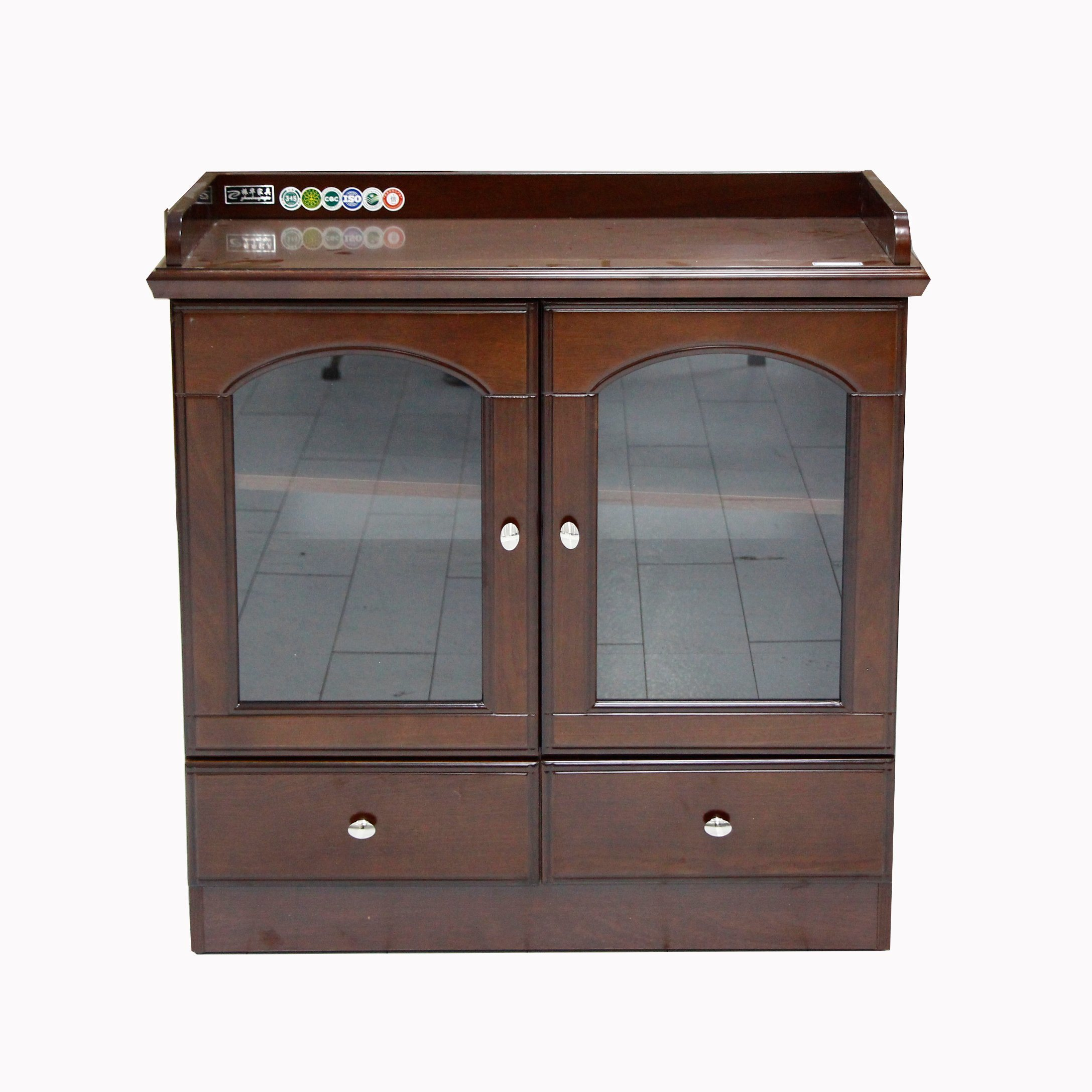[Hot Item] Office Furniture Small Corner File/ Tea Cabinet Office Cupboard  with 30 Drawer