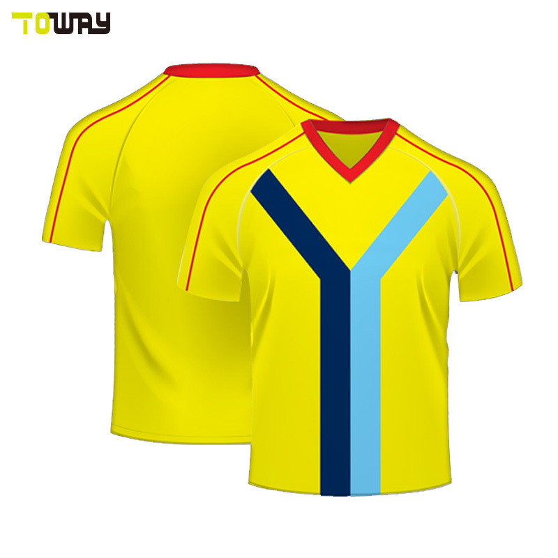 68dfecae902 China New Design Wholesale Blank Soccer Jersey China Photos ...