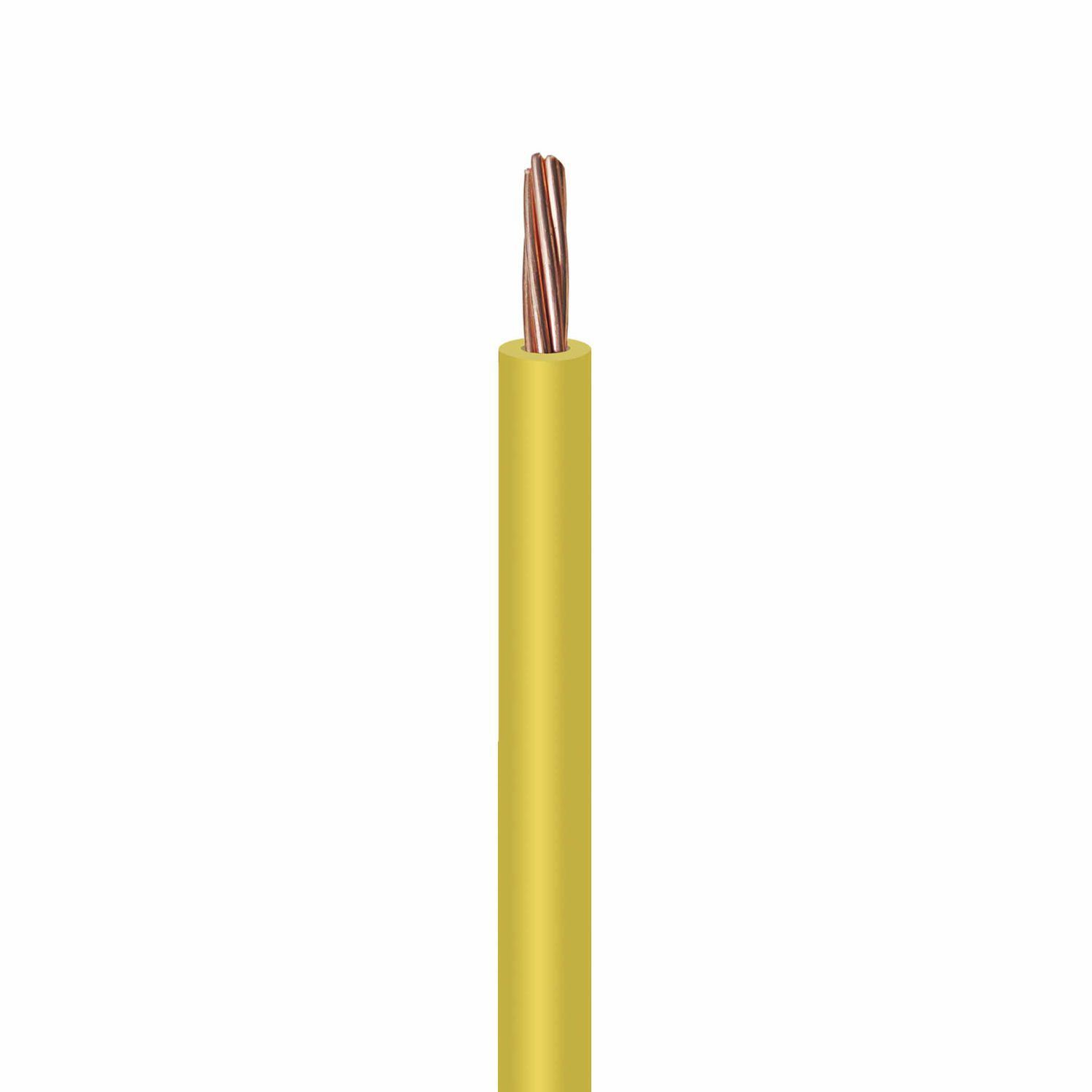 China Flexible Single Solid Stranded Copper Conductor Pvc Insulated Electrical Wire Cables Cable Electric