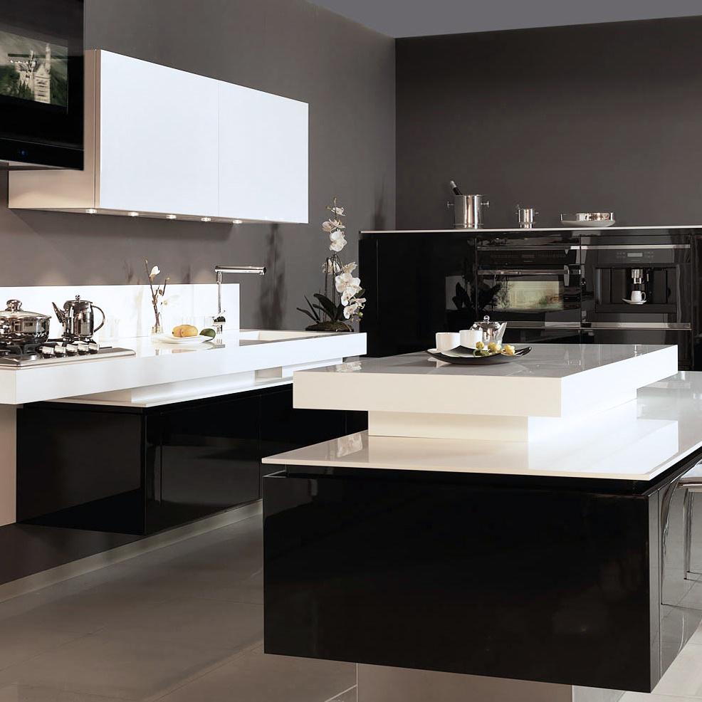 Modern Modular Kitchen Cabinet