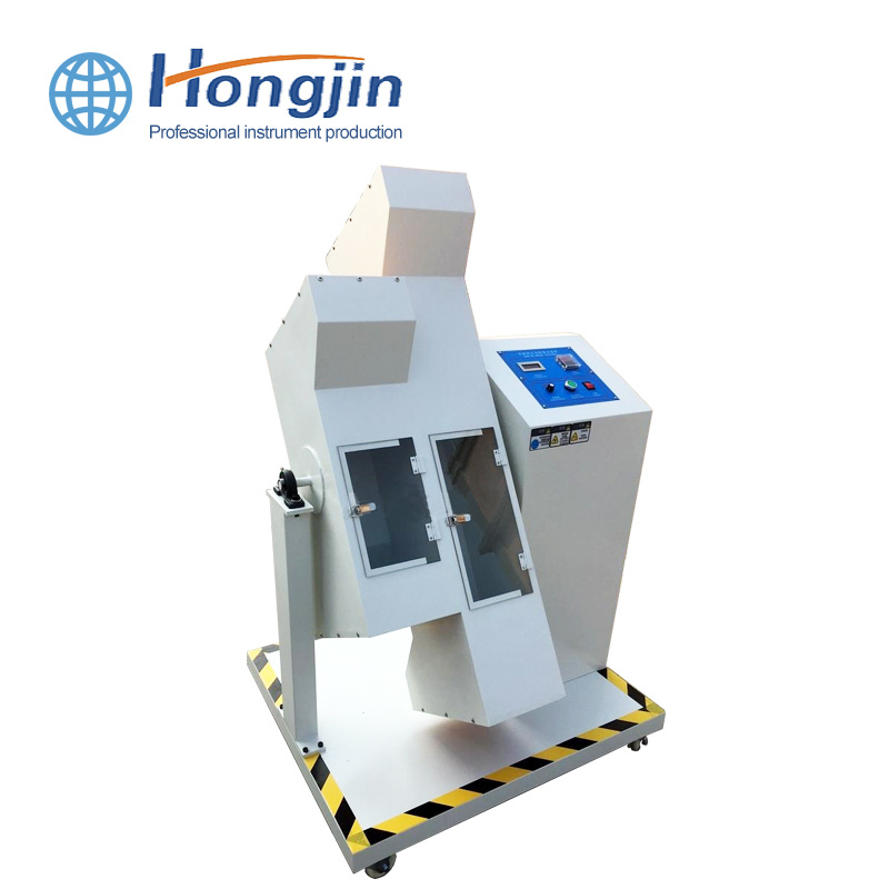 Electronic Product Packaging Wire Double Drum Rolling Drop Test Machine pictures & photos