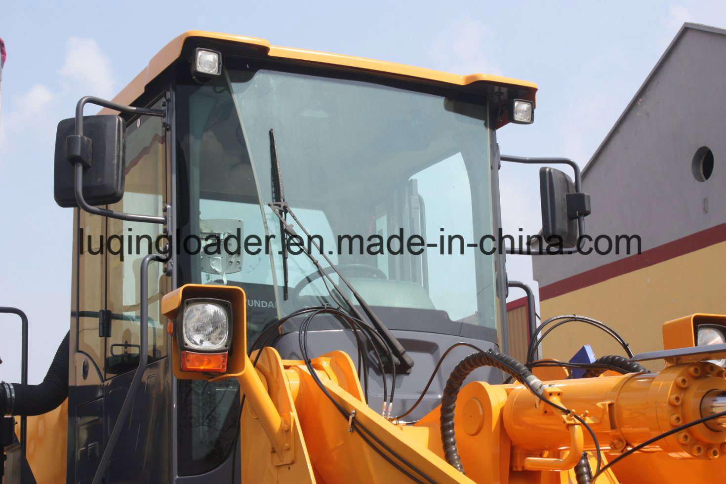 Hyundai Wheel Loader Spare Parts Original Supplier with Good Quality pictures & photos