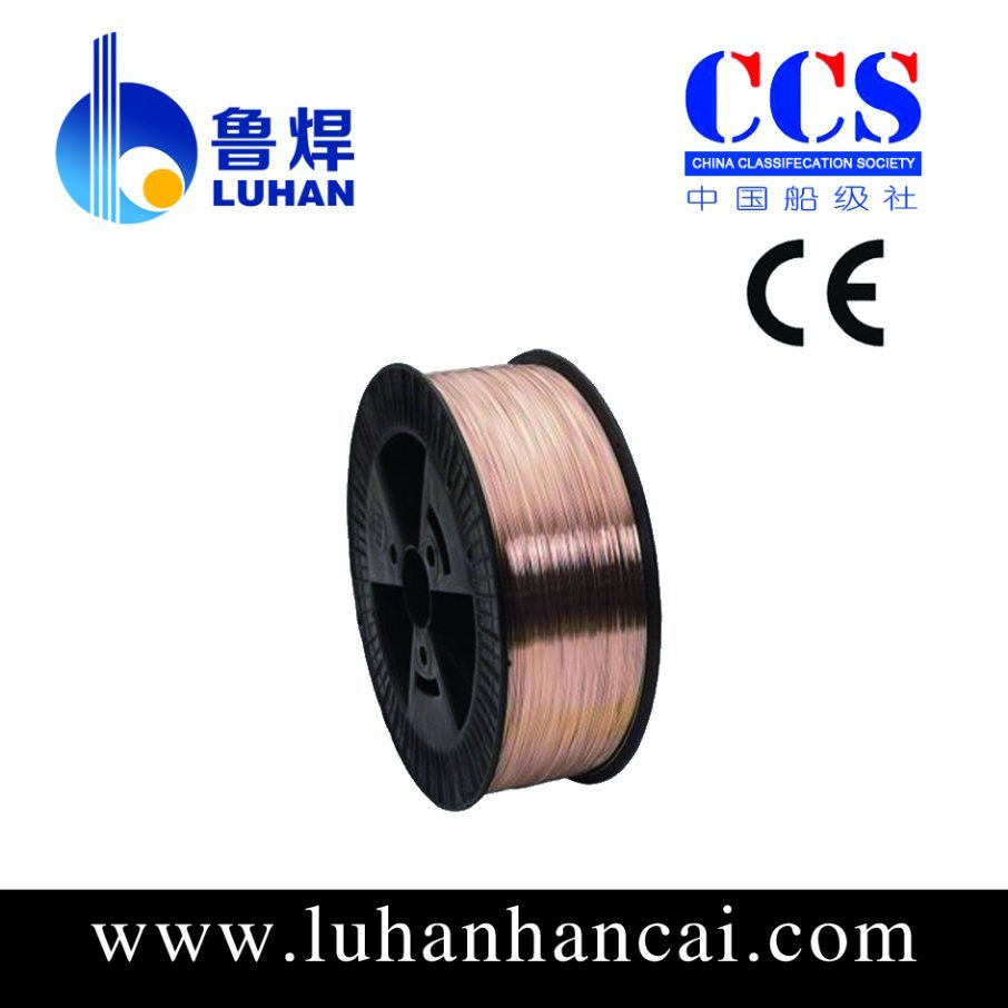 China Aws/ASME-Sfa-5.18 Er70s-6 MIG Welding Wire (CO2 gas shielded ...