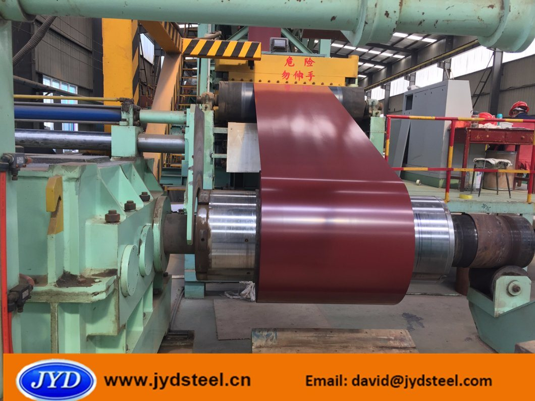 PPGL Pre-Painted Galvalume Steel Coil pictures & photos