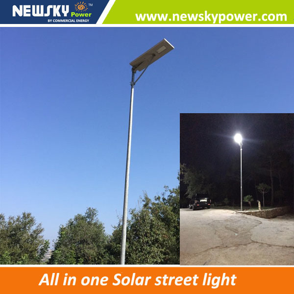 New Model 60W Solar LED Light pictures & photos