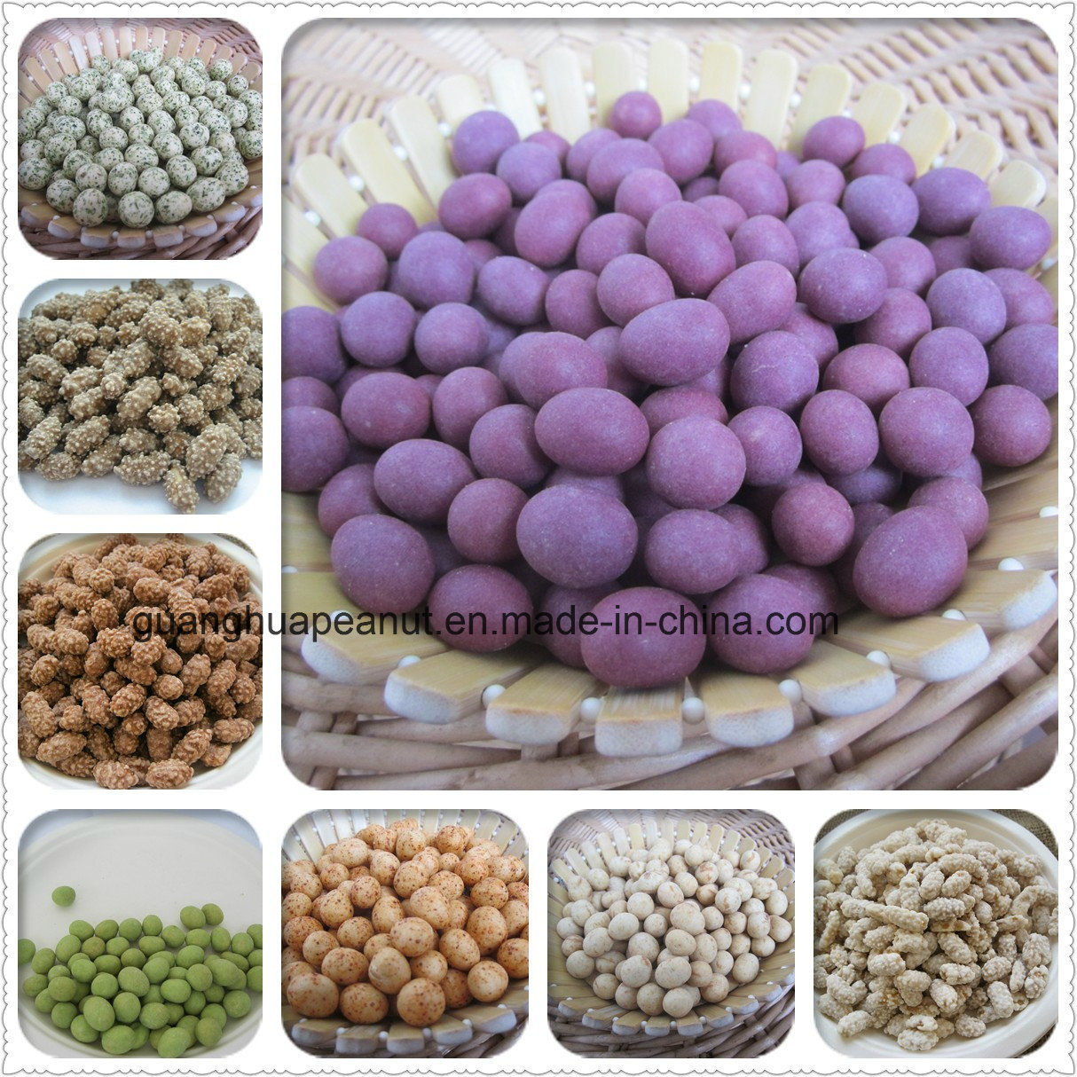 Hot Sale Coated Peanuts From China