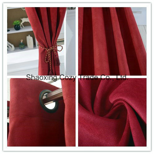 Top Class Good Quality Many Designs Windows Curtain, Plain Curtain, Blackout Curtain, Jacquard Curtain, Voile Curtain of Hometextile pictures & photos