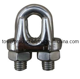 China Galvanized /Stainless/Wire Rope Clamp/Malleable Iron Steel ...