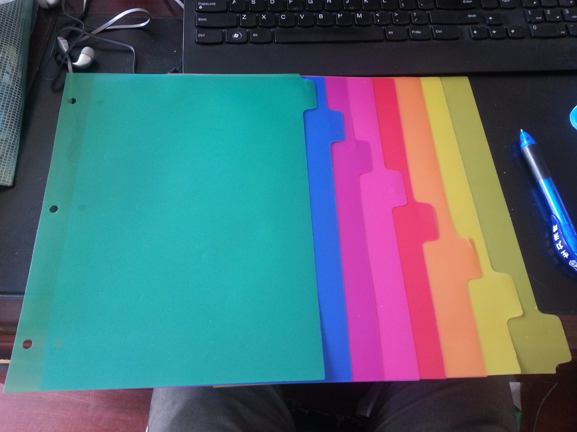PP Notebook Cover
