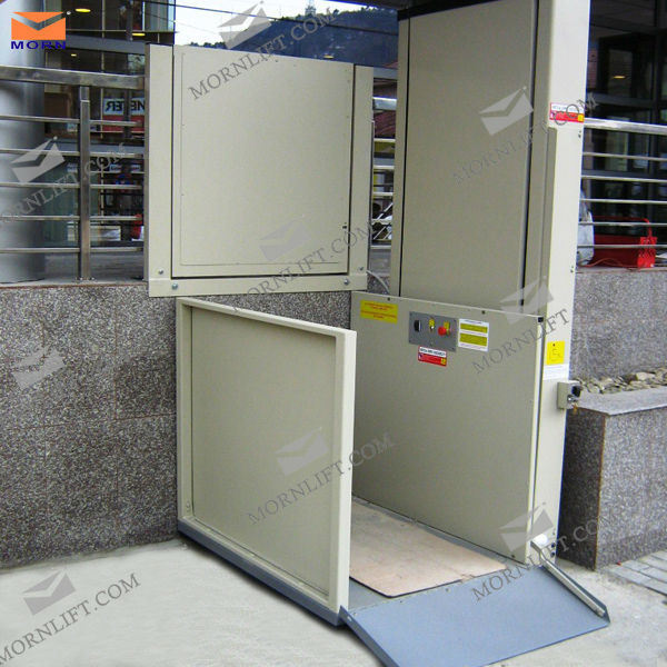 China 1m Wheelchair Lifts for The Disabled People - China Disabled ...