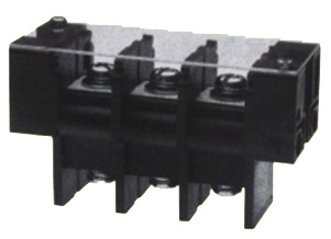 [Hot Item] 170A 27 0mm with Plastic Sheet Double Side Barrier Terminal  Blocks