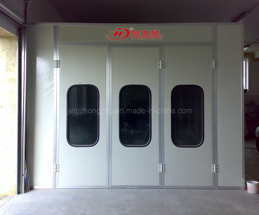 CE Proved Ecnomical Spray Booth