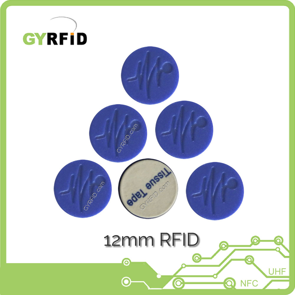 Transponder RFID Tag Adhesive RFID Tags for Production Management (TKA12) pictures & photos