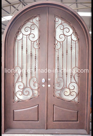Service Quality At The Best Price Iron Front Entry Doors