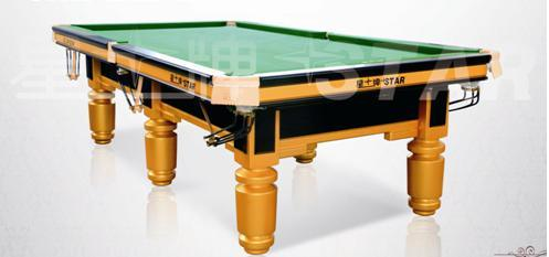 Star Chinese Style Billiard Tournament Table XWA China - Chinese pool table