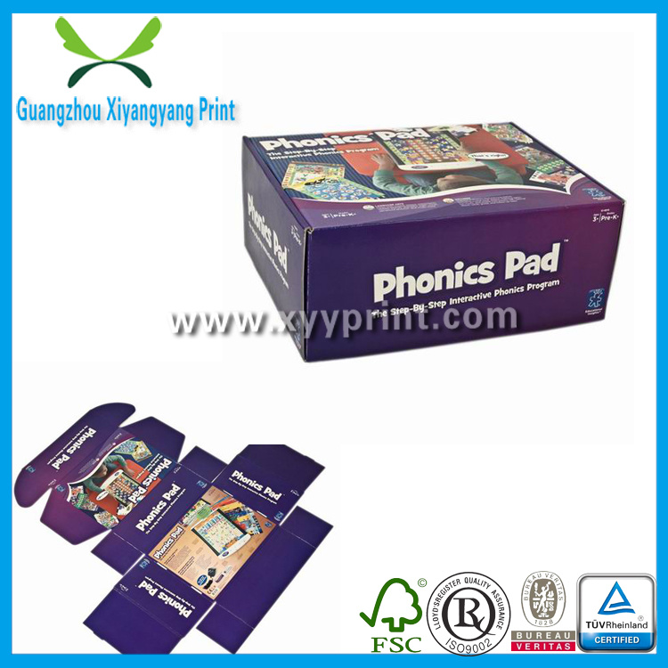 Custom Logo Printed Cardboard Paper Mail Delivery Shipping Box Packing Carton Package Box