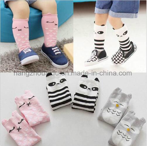 71030e96eb4 China Winter Trendy Custom Design Pattern Fancy Knee High Socks - China  Sock