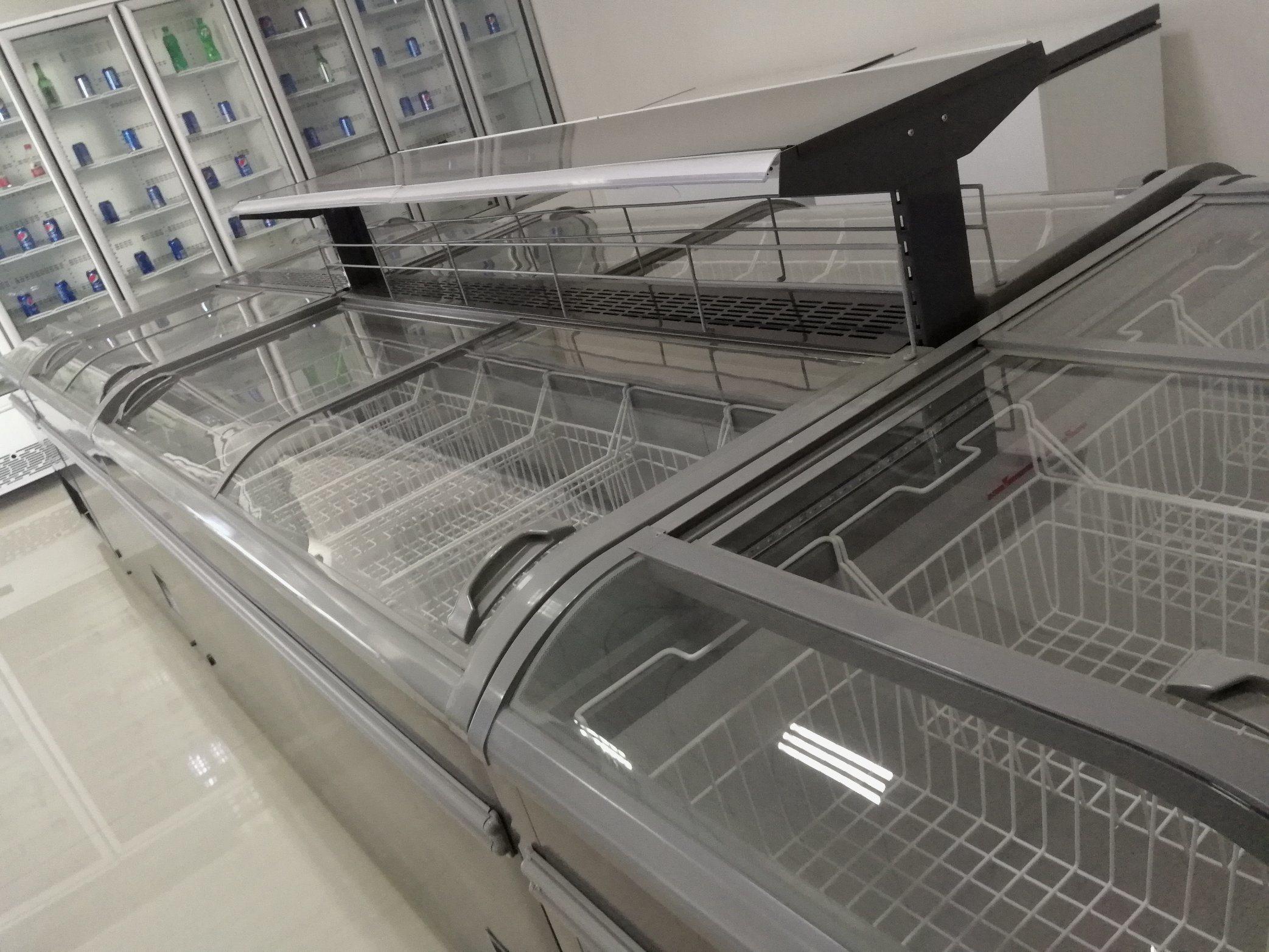 Sub Zero Glass Door Refrigerator china supermarket display glass door cabinet subzero