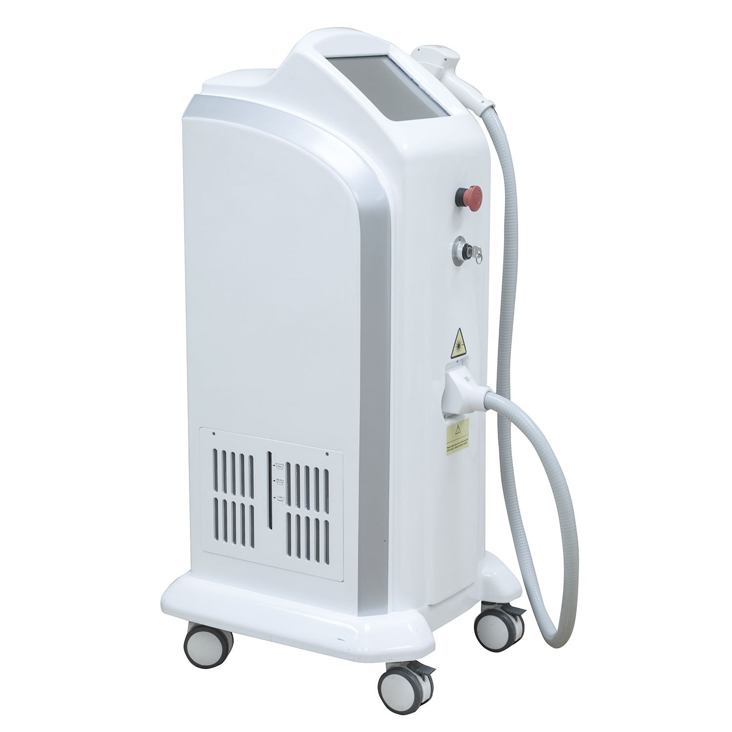 China Candela Laseralexandrite 808nm Diode Laser Hair Removal