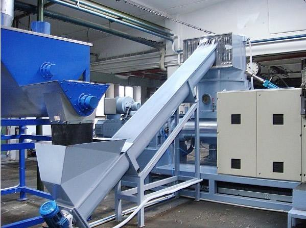 PE/PP Film Granulating Machine/ Pelletizing Line pictures & photos