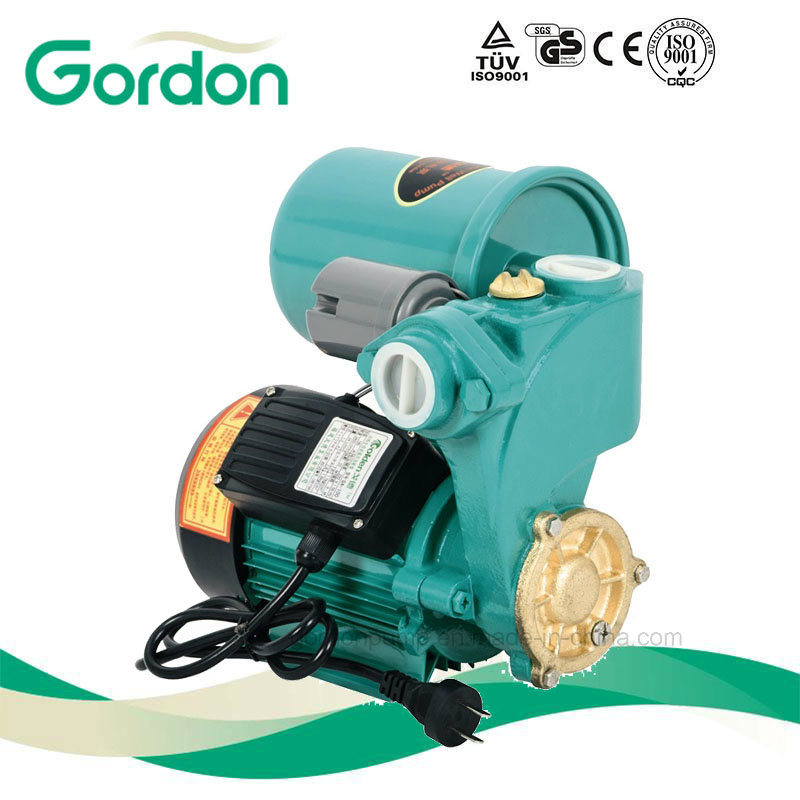 China Gardon Electric Brass Impeller Clean Water Pump with Copper ...