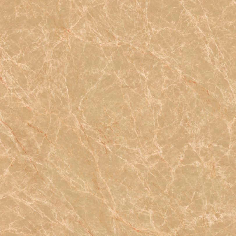 China Brown Color Marble Look Glossy Glazed Porcelain Flooring Tile