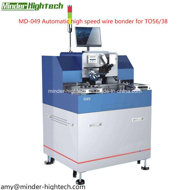 China MD-049 Automatic Ultrasonic Gold Wire Ball Bonder/Machine for ...