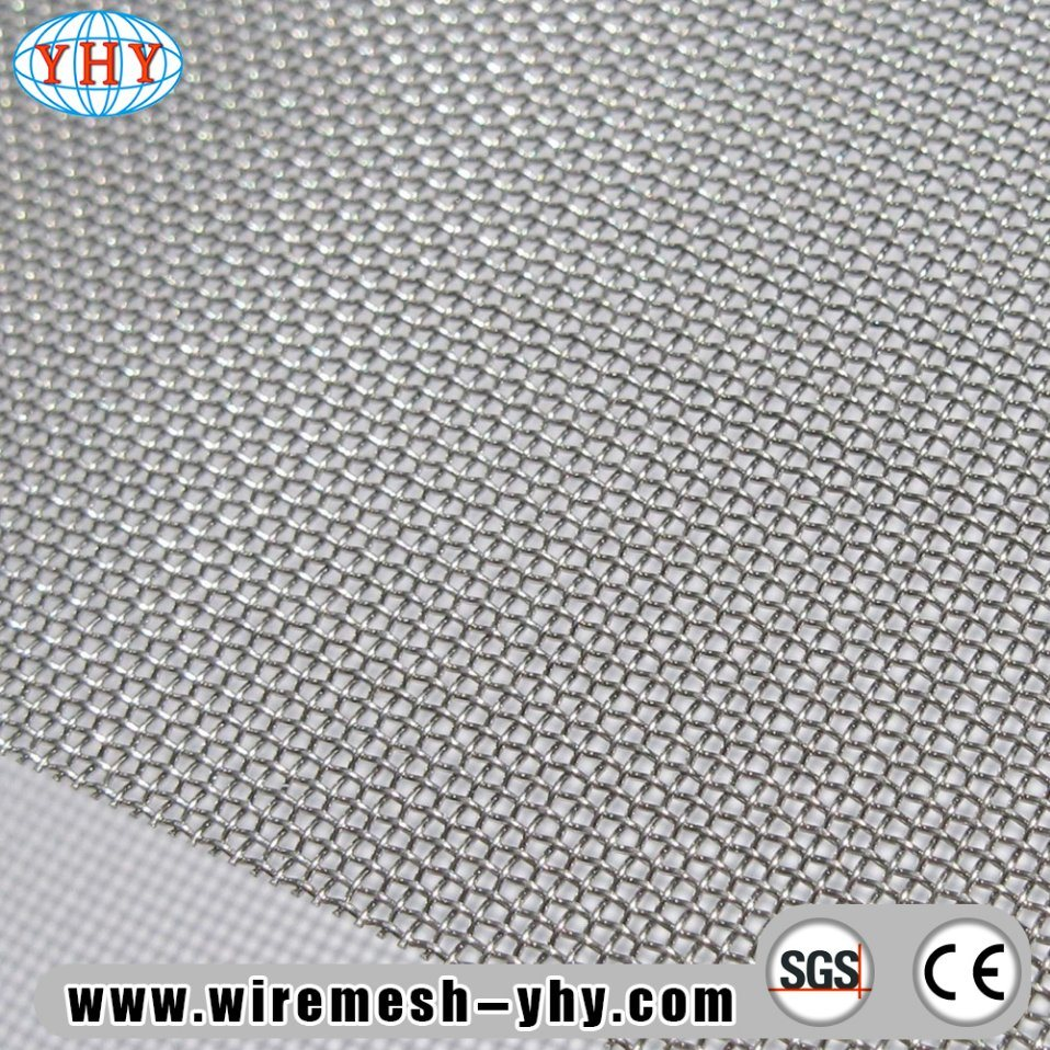 China SS304 Stainless Steel Wire Mesh Net - China Net Mesh, Micron ...
