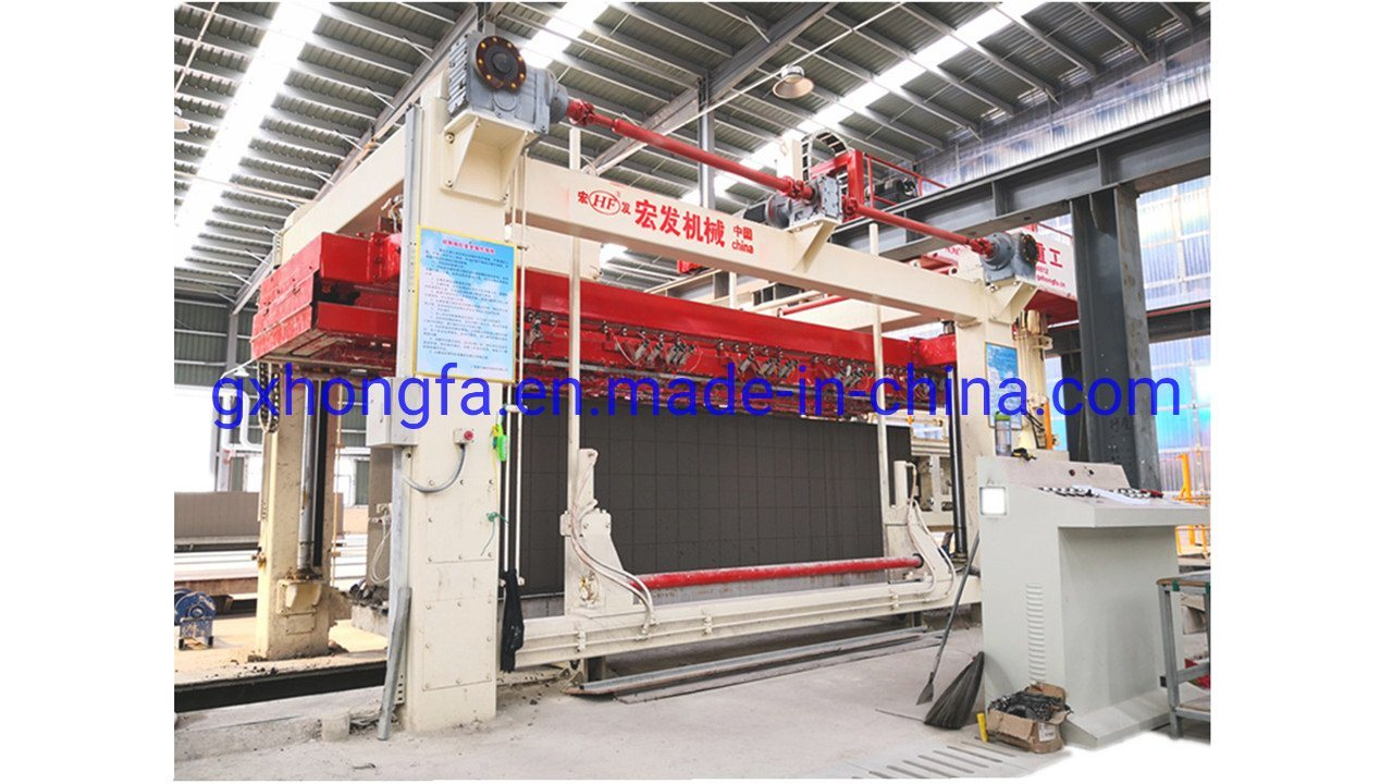 AAC Wall Panel Machine / AAC Block Production Line in