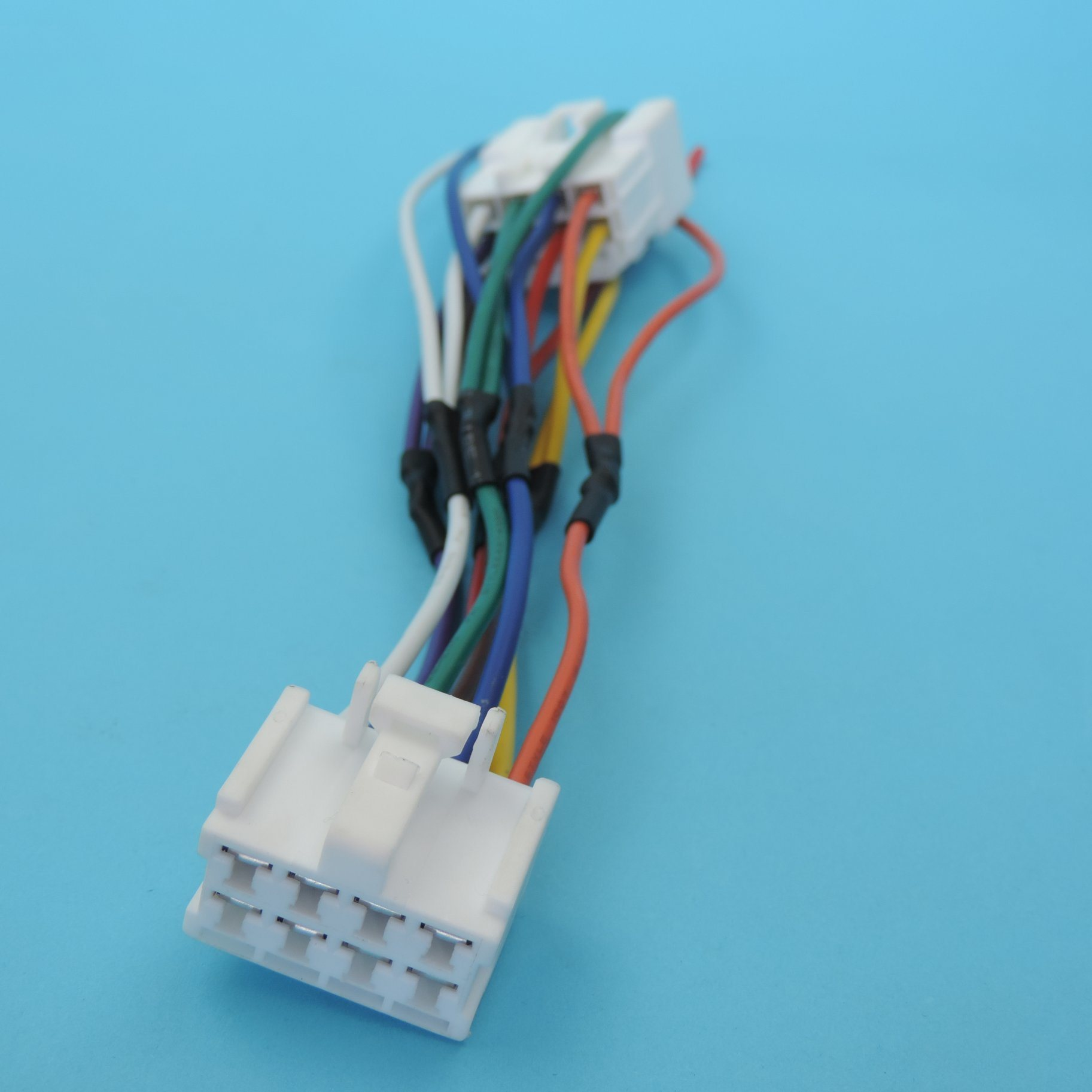 China Custom Auto Electrical Wire Connectors Plug Wire Connector Electrical  Engine Wiring Harness Cable Assembly - China Automotive Wire Harness, Auto  Cable AssemblyShanghai Star Electronic Technology Co., Ltd.