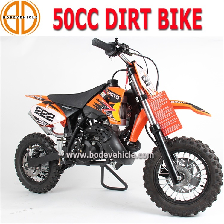 Bode New Type 50cc Kids Gas Water-Cooled Dirt Bikes for Sale Cheap Similar Ktm