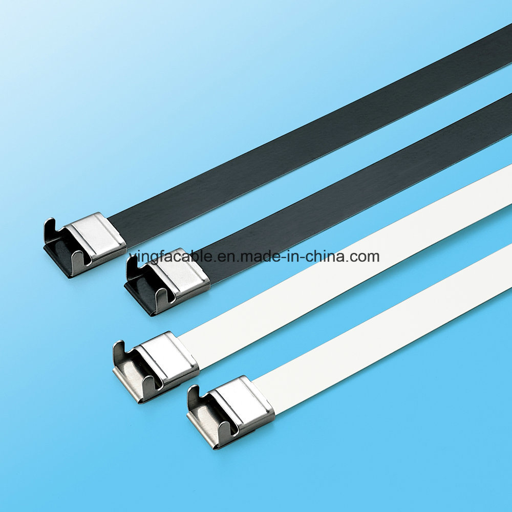 China Stainless Steel Wing Locking Cable Tie with High Tensile ...