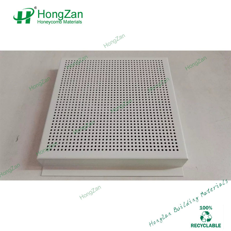 UV Resistance Aluminum Honeycomb Composite Panel for Curtain Wall Panel