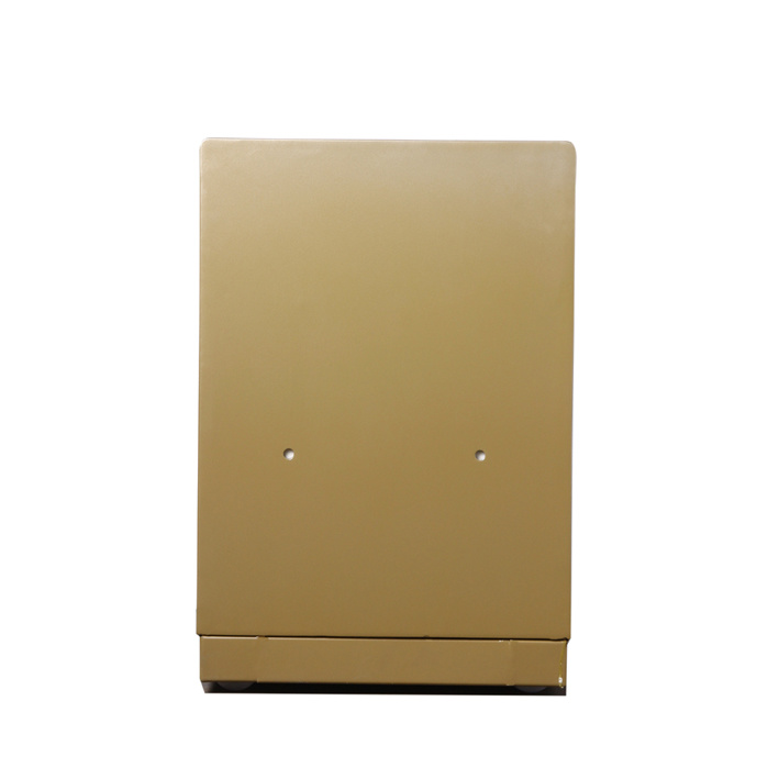 Security Home Safe Box with Digital Lock-Champagne Gold Seriers Fdx A1/D 60y