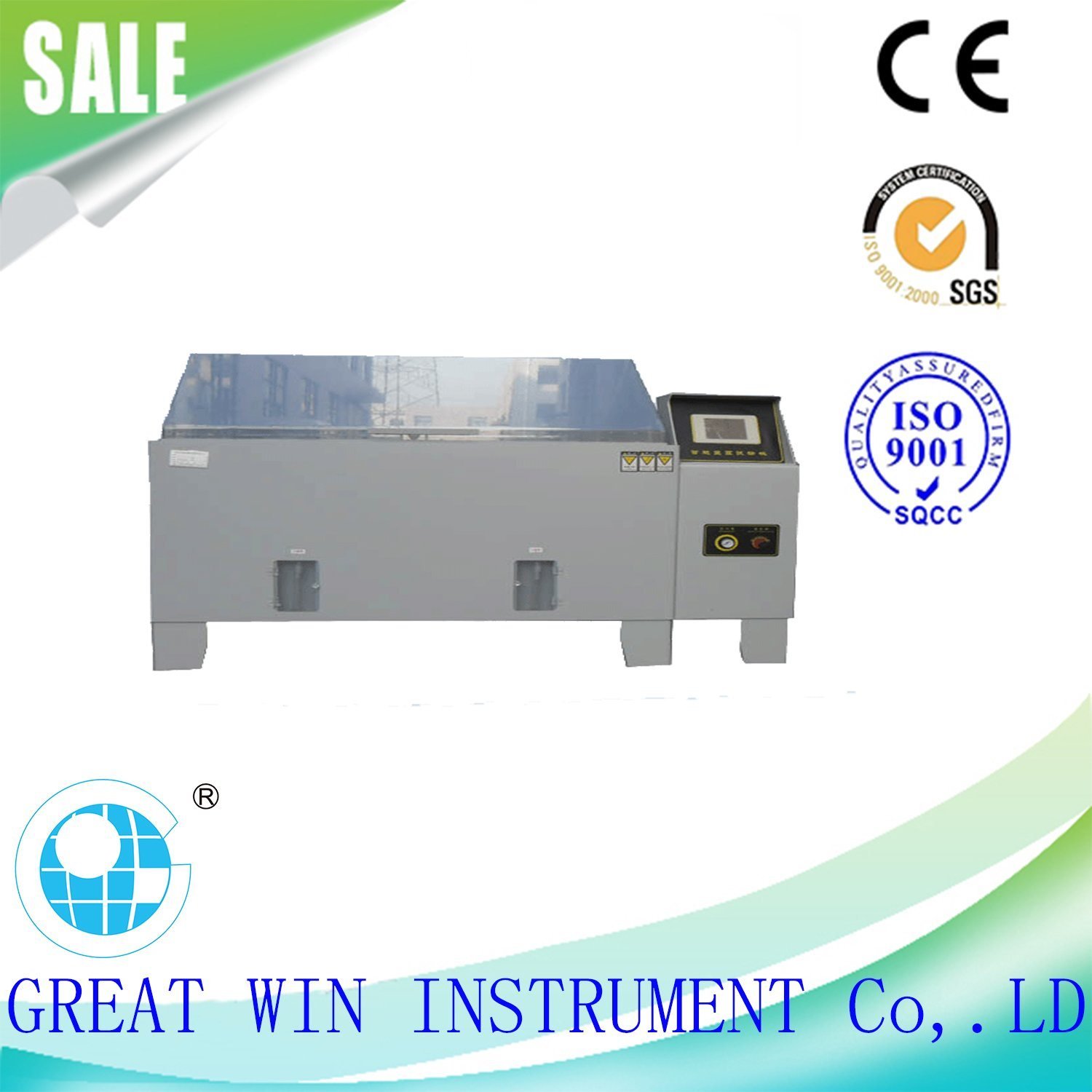 Programmable Durable Salt Spray Corrosion Test Chambers (GW-032)